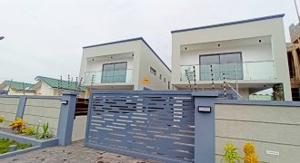 PLUSH 4BEDROOM HOUSE NOW SELLING AT EAST LEGON